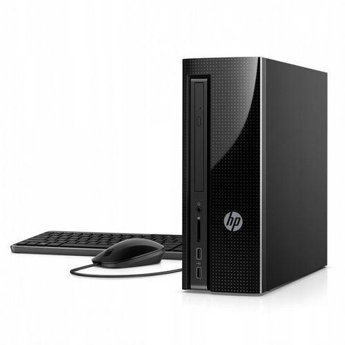 HP Pavilion 270-P033W G3930 8GB 128GB SSDWin10 DVD-RW BT klawiatura, mysz Celeron 2.9GHz