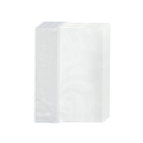 Okładka A5 na zeszyt książkę 21,2 x 30,3cm 10szt - A5 (21cm x 14,8cm) \ bez regulacji \ 10szt (5907214110097)