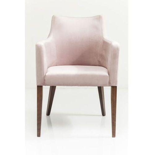 KARE Design:: Krzesło z podłokietnikiem Mode różowe - różowy