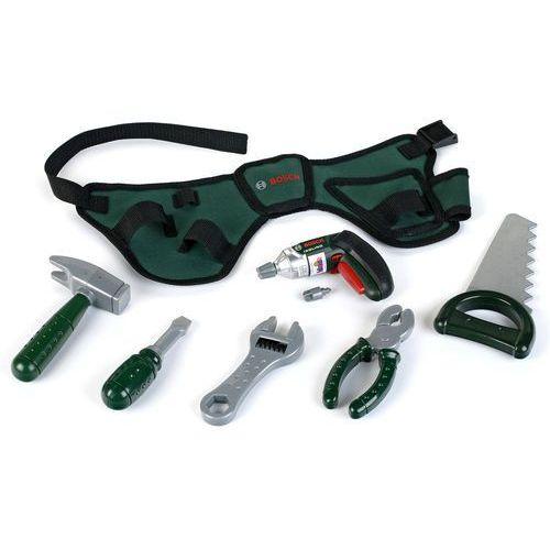 KLEIN BOSCH Mini Pas z narzędziami z wiertarką na baterie (4009847084934)