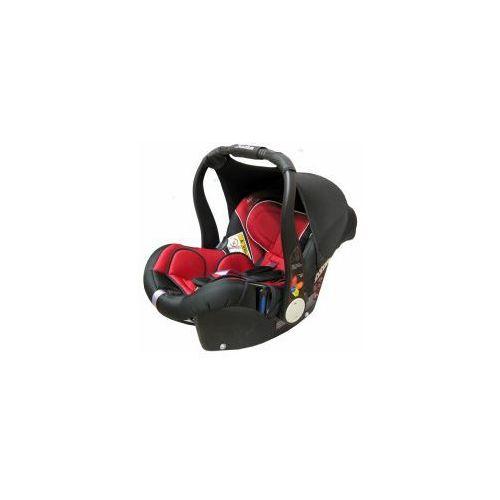 Fotelik samochodowy asx bs06-b do 13kg czerwony #d1 marki Eurobaby