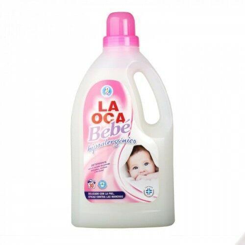 Antyalergiczny płyn do prania - Płyn do prania tkanin delikatnych i ubrań dziecięcych, BA22-922DF