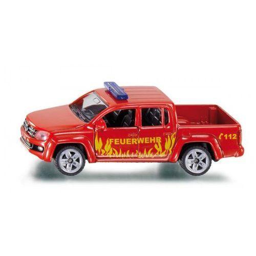 wóz strażacki pick- up marki Siku