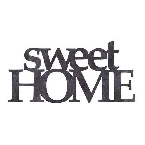 Dekoracja napis na ścianę sweet home - 4 mm marki Congee.pl
