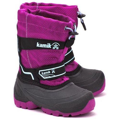 KAMIK - Kamik Coaster 2 - Śniegowce Dziecięce - 8644 VI2, towar z kategorii: Kozaczki dla dzieci