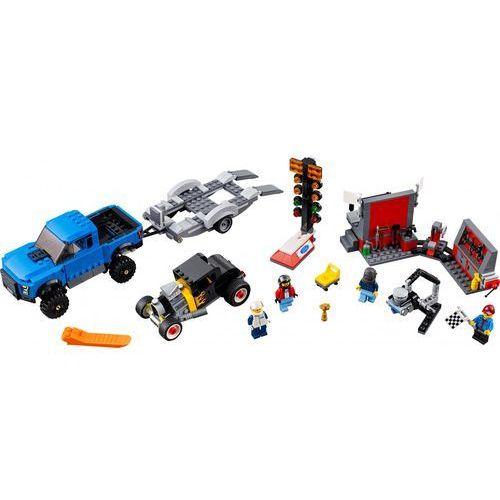 75875 Ford F-150 Raptor & Ford Model A Hot Rod KLOCKI LEGO SPEED CHAMPIONS