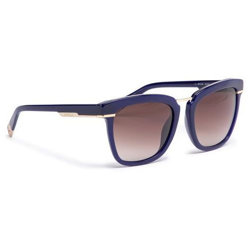 Okulary przeciwsłoneczne - milano 919757 d 139f rem vaniglia d marki Furla