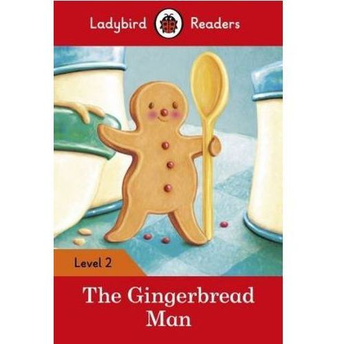 The Gingerbread Man - Ladybird Readers Level 2 (9780241254424)