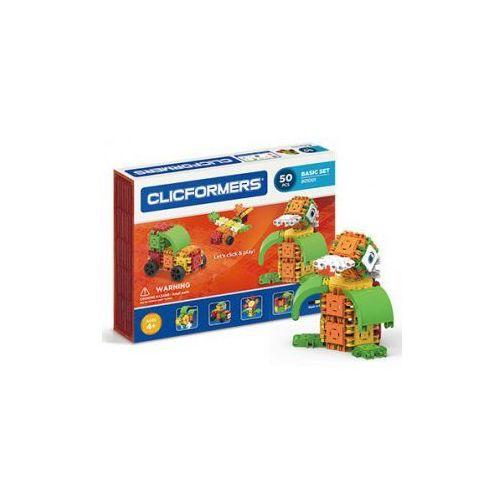 801001 Klocki CLICFORMERS 50 elementów