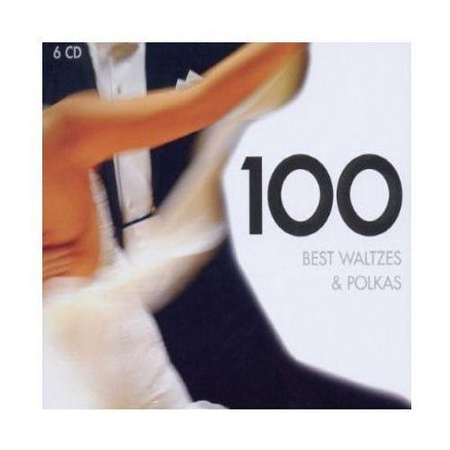 100 BEST WALTZES & POLKAS - Różni Wykonawcy (Płyta CD) (5099908288929)