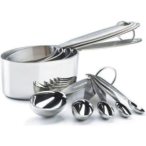 Miarki kuchenne cuisipro w zestawie 9 szt., 747143