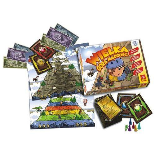 Trefl Wielka góra mądrości. gra planszowa. Najniższe ceny, najlepsze promocje w sklepach, opinie.