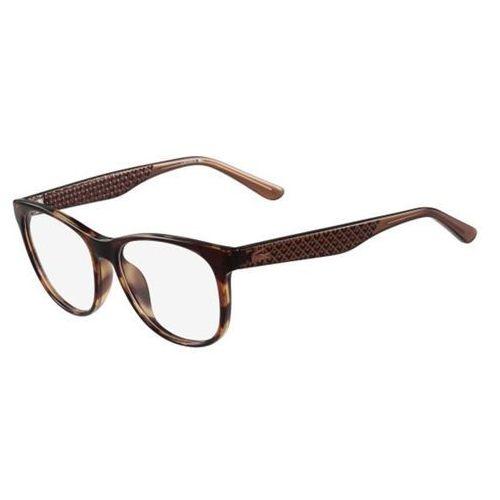 Okulary korekcyjne l2773 214 marki Lacoste