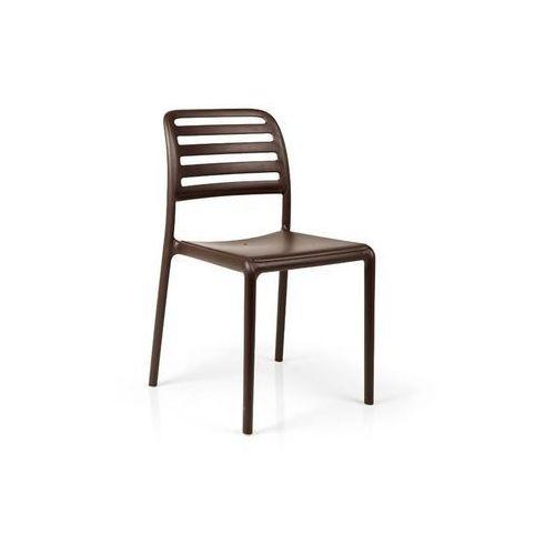 Nardi s.r.l. Krzesło costa - coffee