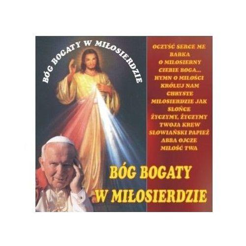 Barka - bóg bogaty w miłosierdzie - cd marki Praca zbiorowa. Najniższe ceny, najlepsze promocje w sklepach, opinie.
