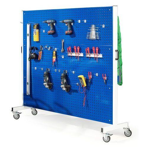 Aj produkty Mobilny panel narzędziowy, dwustronny, 2060x1830 mm