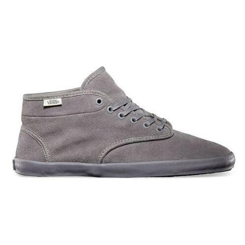 Buty - houston (fleece) frost gray (8l5) marki Vans