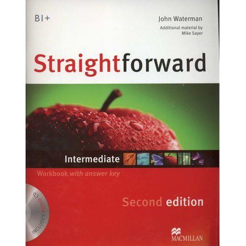 Straightforward Intermediate 2ed.WB with key /CD gratis/ (9780230423268)