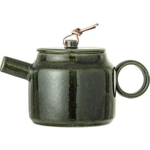 Dzbanek do herbaty joëlle zielony marki Bloomingville