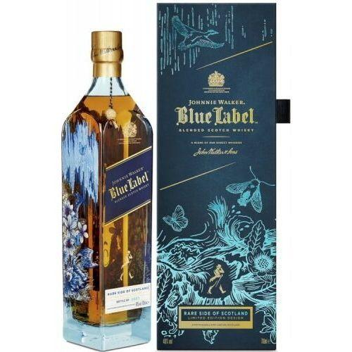 Whisky J. Walker Blue Label Rare Side of Scotland limitowana edycja 40% 0,7l