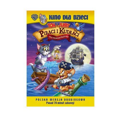 Tom i Jerry, Piraci i kudłaci (DVD) - Bill Kopp (7321909076587)
