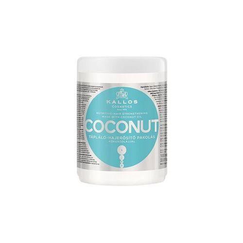 Kallos kjmn coconut maska wzmacn.1000ml marki Kallos cosmetics