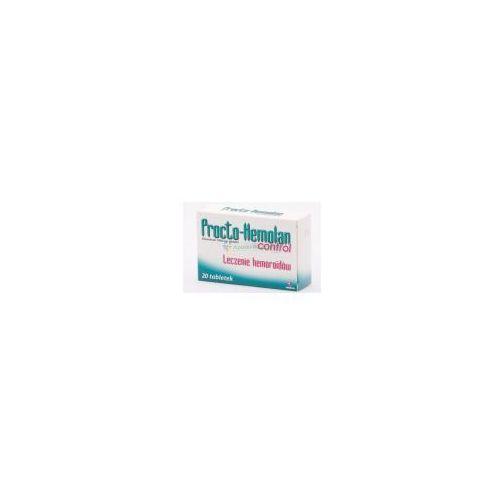 OKAZJA - PROCTO-HEMOLAN CONTROL 1000 mg 20 tabletek