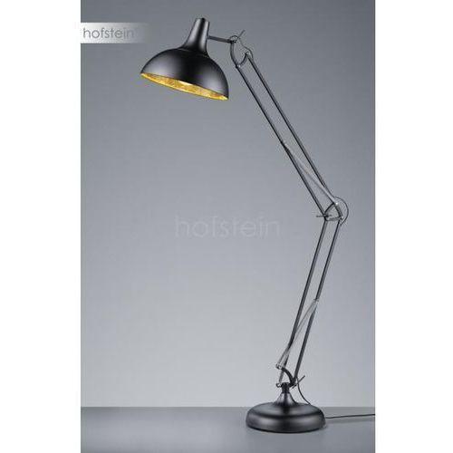 Reality salvador lampa stojąca czarny, 1-punktowy - nowoczesny - obszar wewnętrzny - salvador - czas dostawy: od 3-6 dni roboczych (4017807358285)