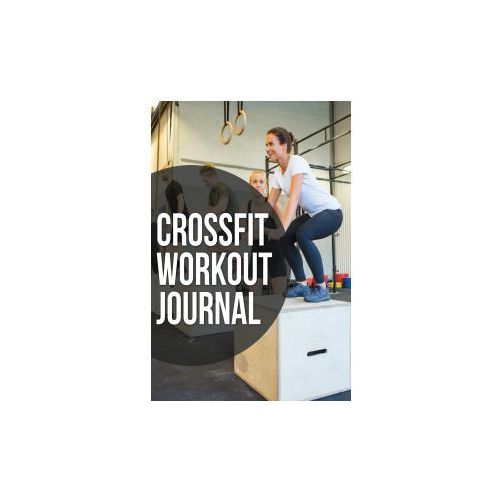Crossfit Workout Journal 9781681273396