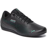 Sneakersy PUMA - Mapm Drift Cat 5 Ultra II 306445 03 Puma Black/Spectra Green, kolor czarny