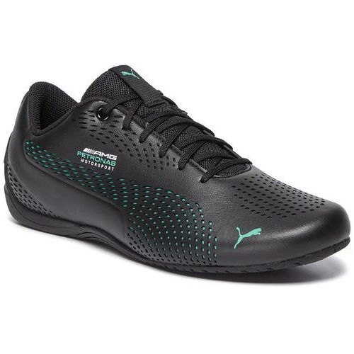 Sneakersy PUMA - Mapm Drift Cat 5 Ultra II 306445 03 Puma Black/Spectra Green, w 2 rozmiarach