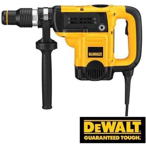 DeWalt D25501K [uchwyt SDS-Max]