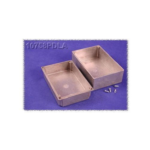 Obudowa uniwersalna 10758PDLA Hammond Electronics 10758PDLA aluminium Naturalny 145 x 95 x 87.2 1 szt. z kategorii Pozostała elektryka