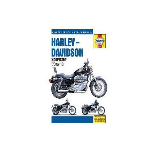 Harley Davidson Sportster Motorcycle Repair Manual (9781620922262)