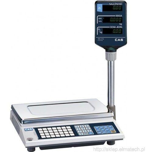 CAS AP-1 15 EX z legalizacją, 28 klawiszy (15kg), AP-1_15_EX
