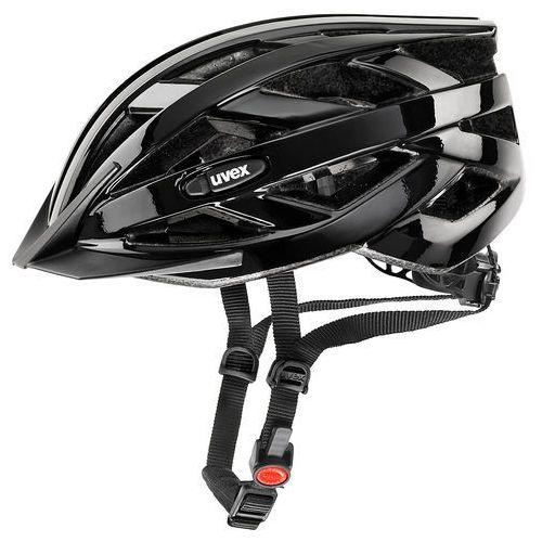 Uvex kask rowerowy I-VO Black (55-60 cm) (4043197255279)