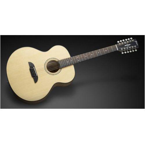Framus FJ 14 SMV - Vintage Transparent High Polish Natural Tinted (12-string) gitara akustyczna