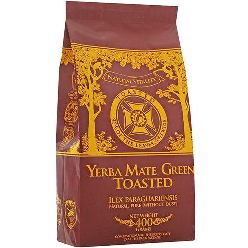 YERBA MATE GREEN 400g Toasted Palona | DARMOWA DOSTAWA OD 150 ZŁ! - sprawdź w wybranym sklepie