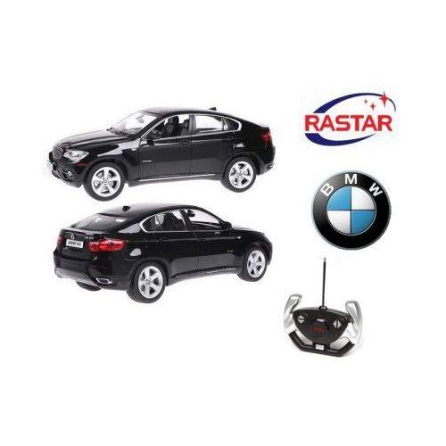 Duży Licencjonowany Zdalnie Sterowany SUV BMW X6 X-Drive (1:14) + Bezprzewodowy Pilot.