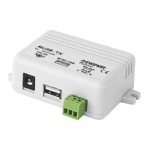MUSB-TX Przedłużacz USB pozwala na sterowanie więcej niż 1 myszką