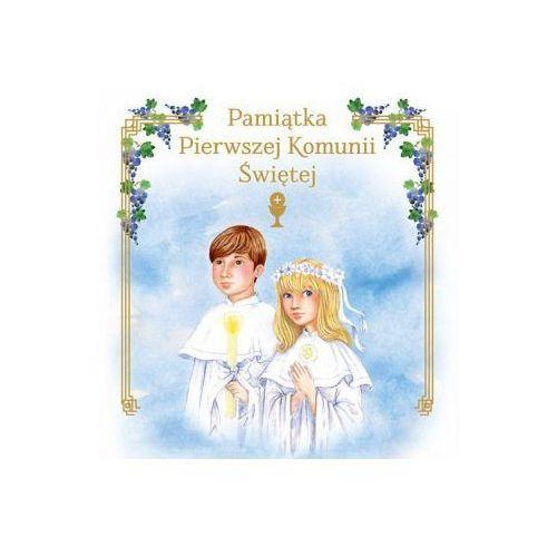Praca zbiorowa Pamiątka pierwszej komunii świętej (9788324033409)