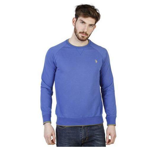 Bluza Męska U.S. Polo 42500 49333 Niebieska