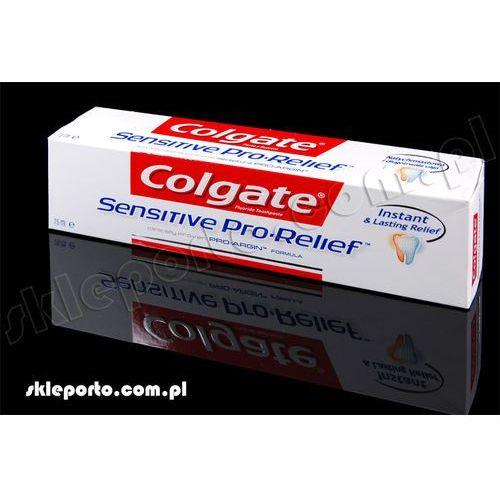 sensitive pro-relief 75ml pasta do wrażliwych zębów - ochrona ortodontyczna wyprodukowany przez Colgate