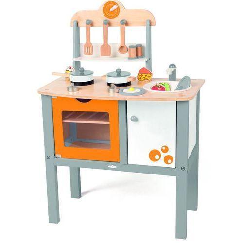 "mała kuchenka ""buona cucina"" marki Woody"