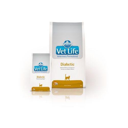 vet life cat diabetic 2kg - 2000 marki Farmina