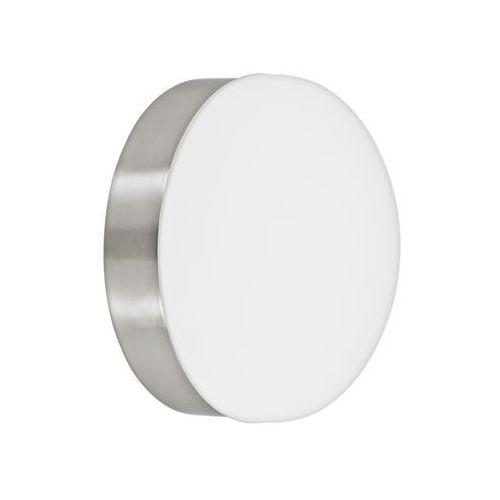 Eglo Kinkiet cupella 96002 lampa ścienna sufitowa 1x6w led biały nikiel