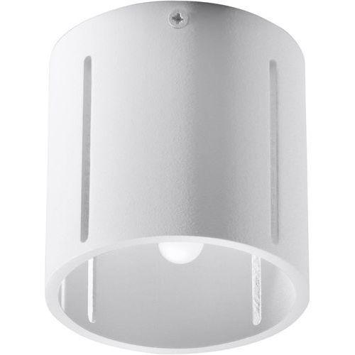 Plafon SOLLUX LIGHTING Inez Biały, SL.0355