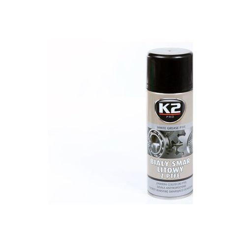 Smar 0,4 litr aerozol (biały) marki K2