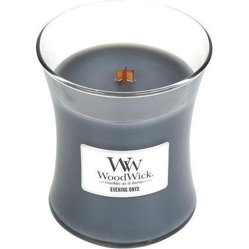 Świeca core evening onyx średnia marki Woodwick