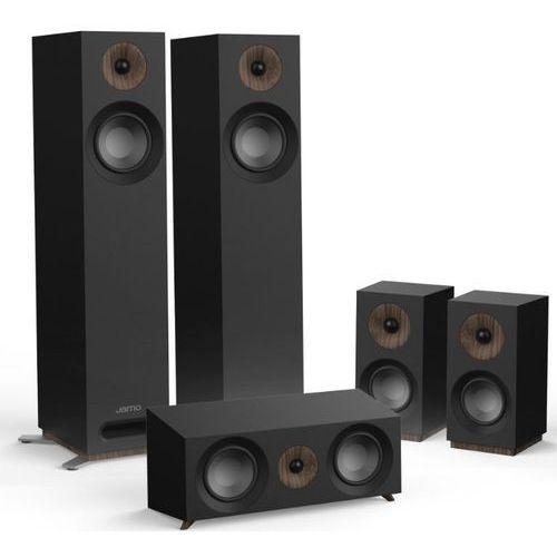 Zestaw głośników JAMO S-805 HCS Czarny + DARMOWY TRANSPORT! (5709009003146)